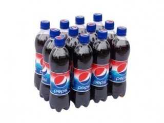 Pepsi pack of drink (x12)