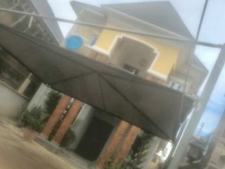 FOR SALE - 4 BEDROOM DUPLEX (Distress Sale) IN OKe Aró after Fagba Area. Close to Ikeja Lagos