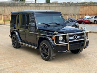 2015 Mercedes-Benz G-Class G 63 AMG 4dr SUV 4WD (5.5L 8cyl Turbo 7A